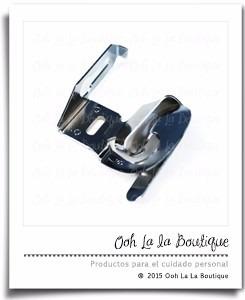 prensatelas dobladillo 7/8 tornillo frontal pie máquina #254