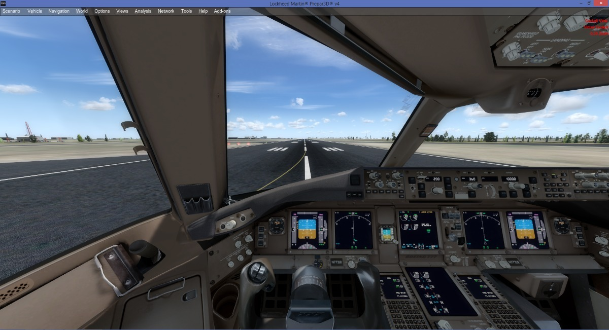 Prepar3d - Pmdg -777-200lrf + 300er - P3d V4 + Airac 1709