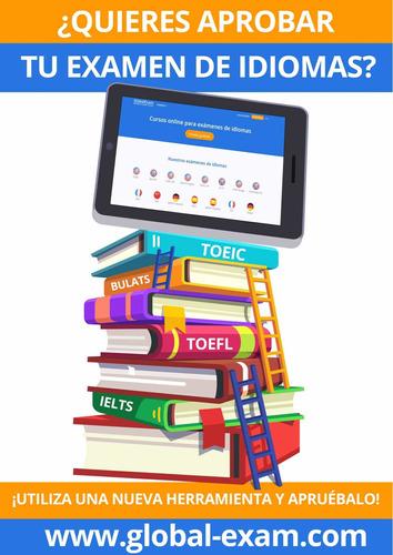prepara tu examen ielts o toefl online