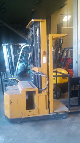 preparador de pedidos / order picker nichiyu 1000 kg a 5 mts