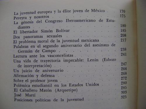 preparatoria - andrés iduarte.  lecturas mexicanas