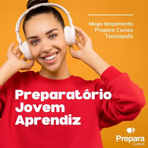 preparatório para jovem aprendiz