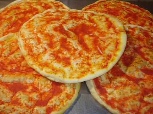 prepizzas al por mayor $9