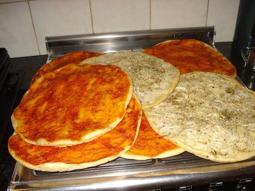 prepizzas caseras las mejores