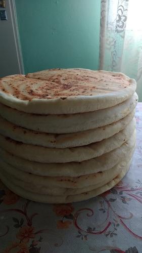prepizzas caseras,34 ,36 cm,350 gramos,x mayor o menor.