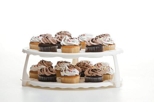 prepworks progresivo por cuplable cupcake y cake portador ,