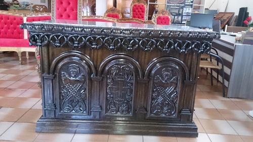 presbitérios completos para igrejas - altar para capelas