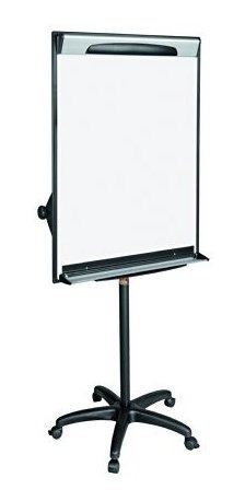 presentacion de mastervision caballete movil magnetico borra