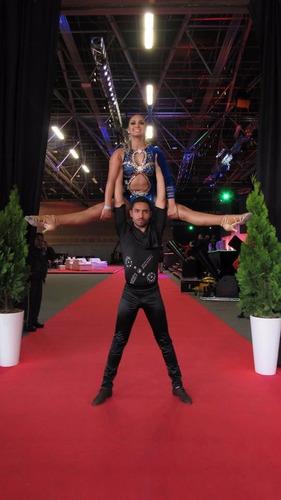 presentación show de baile  animación en fiestas hora loca