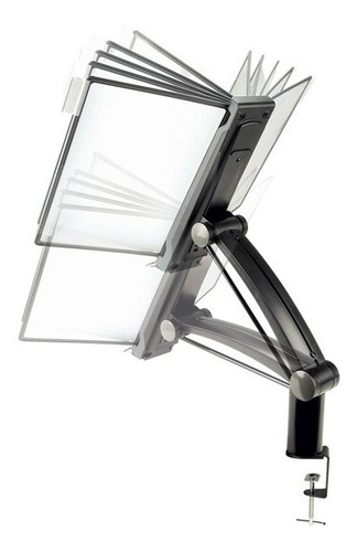 presentador giratorio panel escritorio hojas a4 aidata