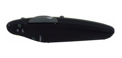 presentador inalámbrico + puntero laser remoto powerpoint ®
