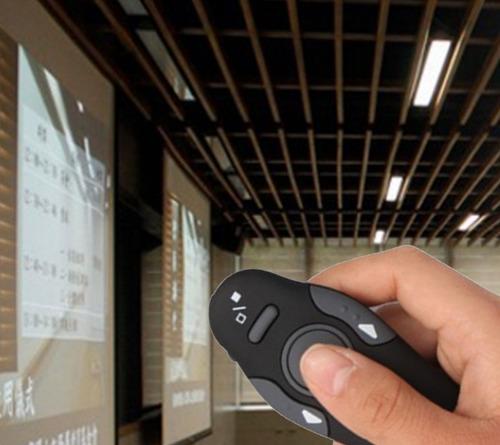 presentador laser de diapositivas