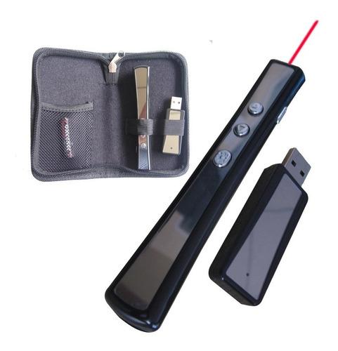 presentador puntero laser inalámbrico 2.4ghz