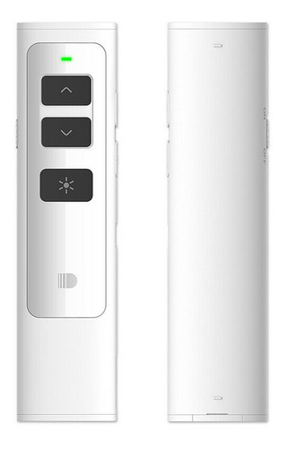 presentador puntero laser inalambrico doosl dsit013 con batería para powerpoint prezi keynote compatible mac / windows