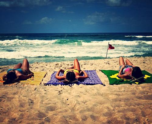 presente criativo: estica canga - sua melhor saída na praia
