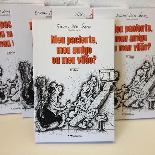 presente p/ dentista livro de marketing odonto frete gr. 639