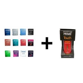 Preserv. Prime 24x3 (72u) A Eleccion + Gel Touch!!