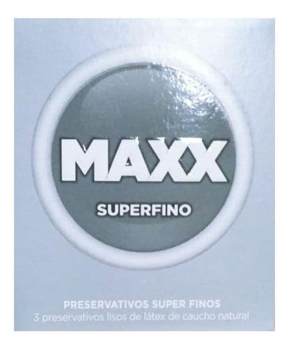 preservativos maxx surtidos 12 cajitasx 3 (36 preservativos)