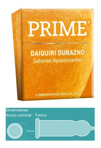 preservativos prime mixta 24x3 72 preservativos surtidos