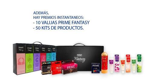 preservativos prime x18 sexy box ciudades coleccion completa