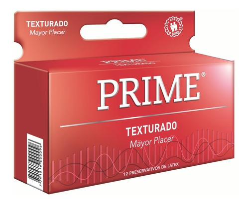 preservativos prime x36 texturado + ultra fino + super fino