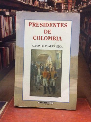 presidentes de colombia - alfonso plazas vega.