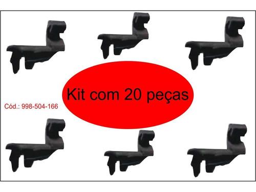 presilha da fechadura uno/elba/premio 20 peças