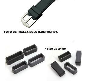 Para Unidades Genérica Malla Caucho 20mm2 De Presilla lcK1JF