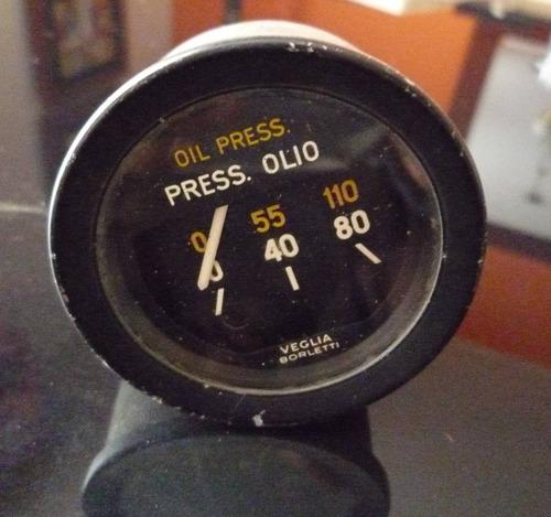 presion aceite medidor italiano veglia borletti 22816swt