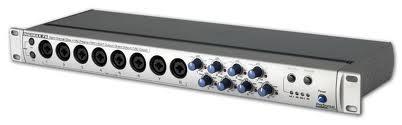 presonus digimax fs 8 canales preamplificador de microfono