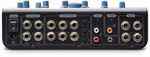 presonus monitor station v2 -controla  3 monitores y mas!