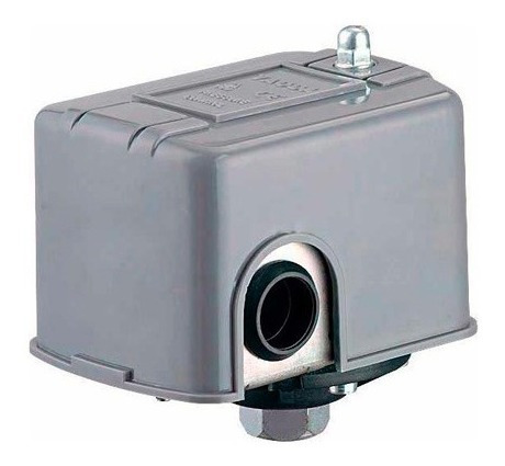 presostato square 40 - 100 psi conexion 1/4 compresor de air