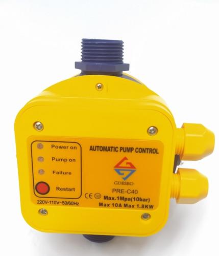 press control 220v-110v  50/60hz  pre-c40