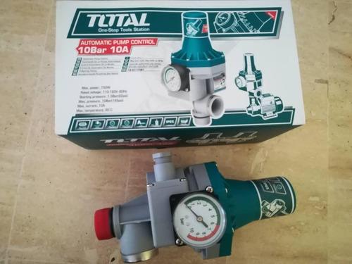 press control de hidroneumático marca tótal