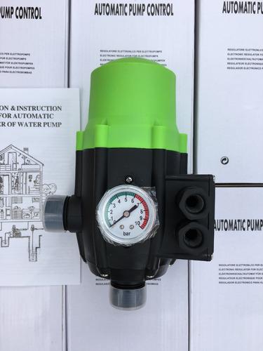 press control sensor de flujo 110v y 220v para bomba dps-3a