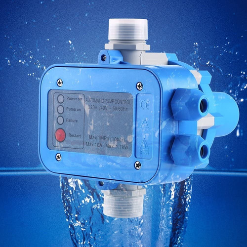 press control sensor de flujo automatico bomba de agua