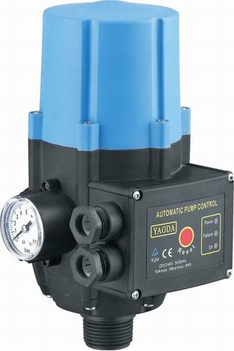 press control usa 110v 10amp hidroneumatico sensor bomba