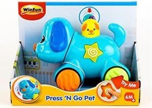 press n' go pet-king baby - aj hogar