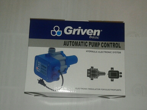 presscontrol automatico de bomba griven