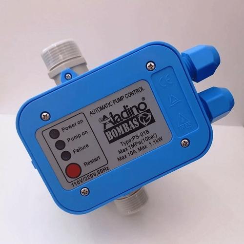 presscontrol o sensor de flujo para bombas de agua