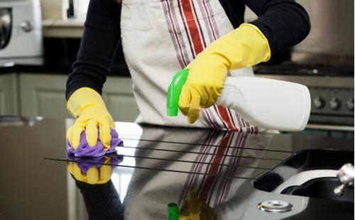 prestação de serviços e limpeza