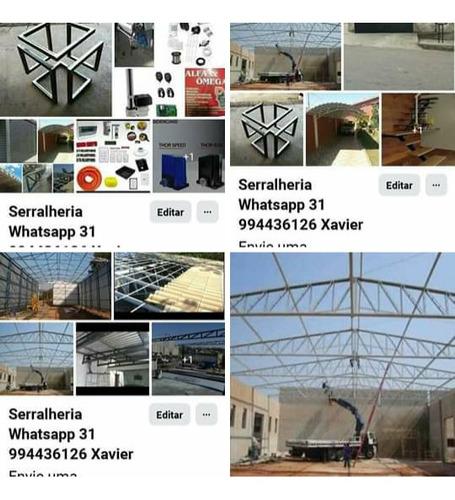 prestação de serviços serralheria whatsapp 31 994436126