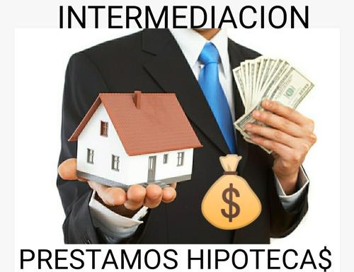 préstamos hipotecas