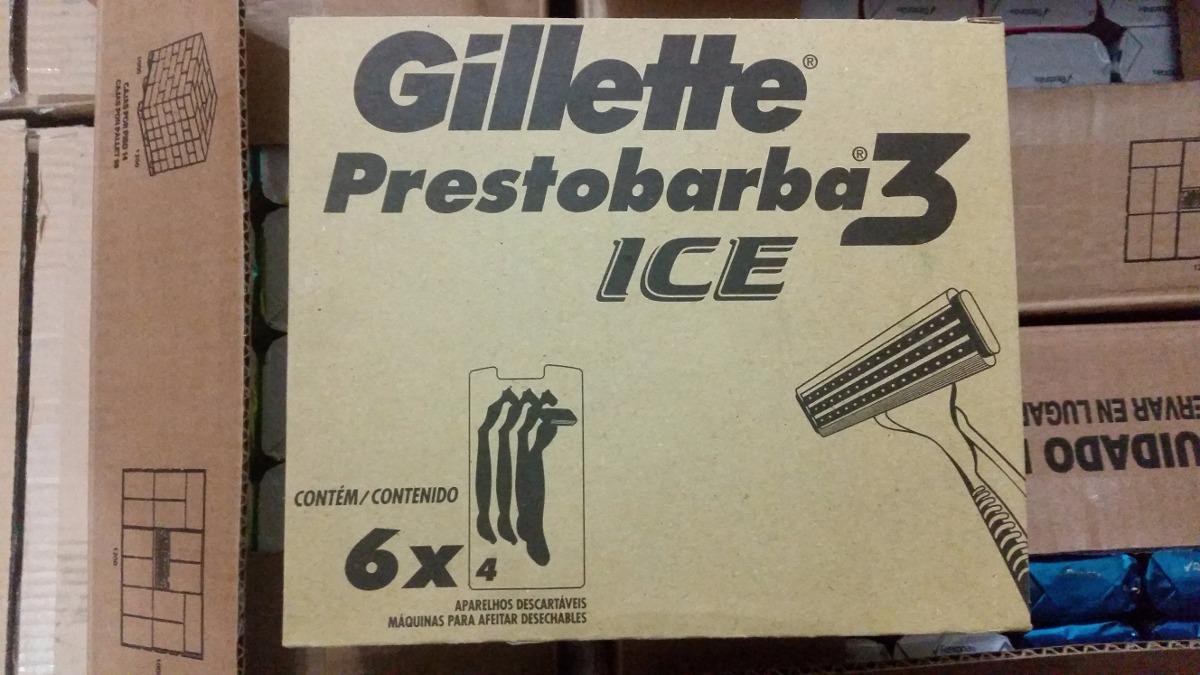 Prestobarba Gillette Ice 3 43b84ce0def8
