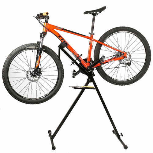 presume tu bicicleta! estacionamiento rack stand portátil df