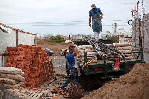 presupuesto con mano de obra y material financiado en cuotas