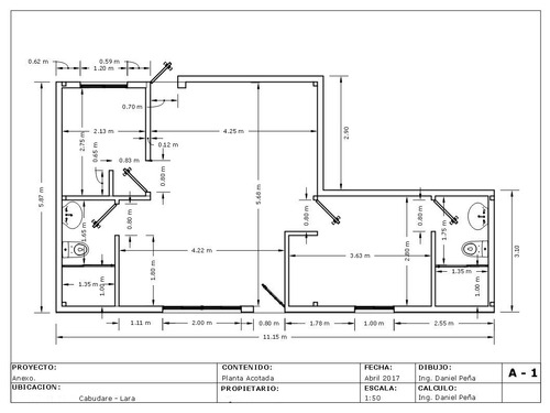 presupuestos, planos, cálculos, diseño de obras civiles