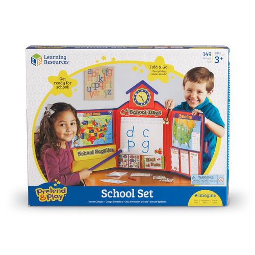 pretender & play escuela