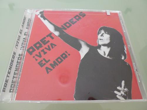 pretenders / viva el amor / cd / importado de u.s.a /