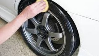 pretinho limpa pneu spray da brilho 300ml
